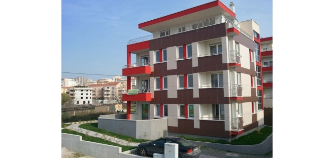 Projekt stanovi na Žnjanu, Split