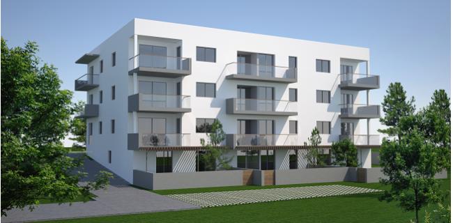 Projekt stanovi na Žnjanu 2, Split